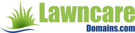Lawn Care Domains Logo